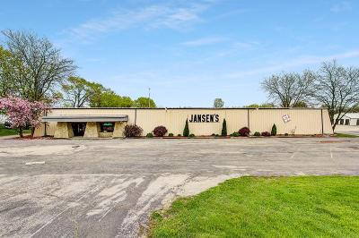 Commercial For Sale: 1245 Whitewater Ave
