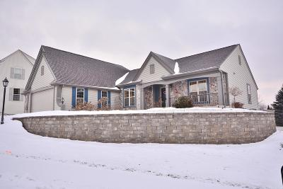 Waukesha Single Family Home Active Contingent With Offer: 2305 Rickert Dr