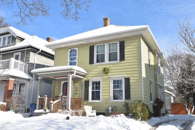 Milwaukee Single Family Home For Sale: 1842 N 59th St