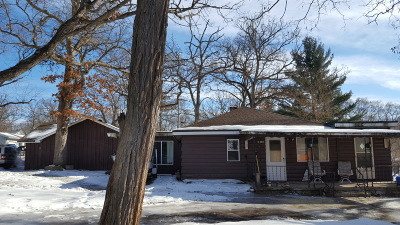 East Troy Single Family Home Active Contingent With Offer: N9146 Juniper St