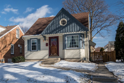 Wauwatosa Single Family Home Active Contingent With Offer: 2644 N 67th St