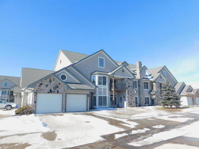 Pewaukee Condo/Townhouse Active Contingent With Offer: N30w23051 Pineview Way #6