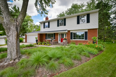 Milwaukee Single Family Home For Sale: 5424 S 21st St.