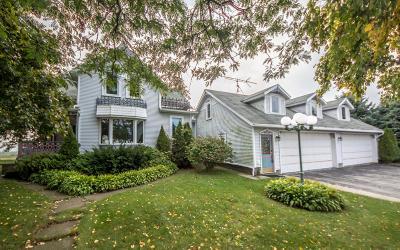 Sheboygan Single Family Home For Sale: W1797 Rowe