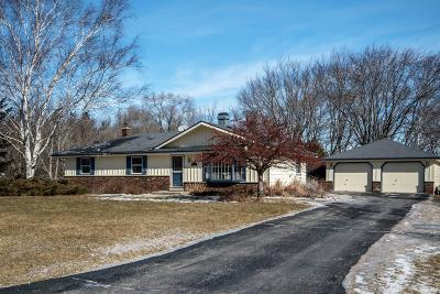 Waukesha County Single Family Home For Sale: W236n9338 Mount Vernon Dr