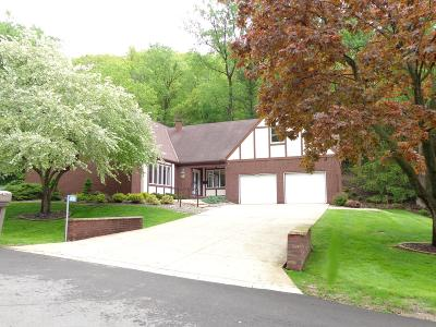 La Crosse Single Family Home For Sale: N2184 Valley Rd