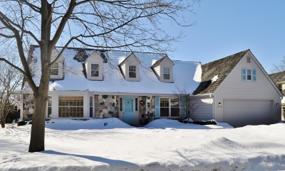 Mequon Condo/Townhouse For Sale: 10305 N Westport Cir #15AB