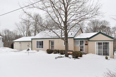 Muskego Single Family Home For Sale: S64w18615 Topaz Dr