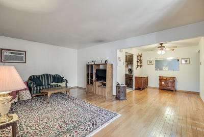 Kenosha Condo/Townhouse Active Contingent With Offer: 1446 29th Ct