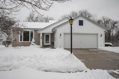 Waukesha Single Family Home Active Contingent With Offer: 1816 Wexford Ln