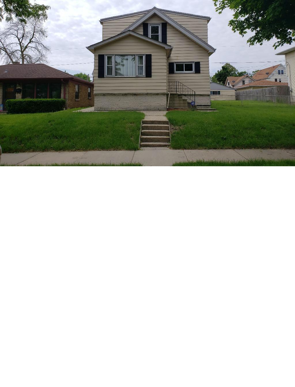 3667 E Martin Ave Cudahy Wi Mls 1622639 Fast Action Realty