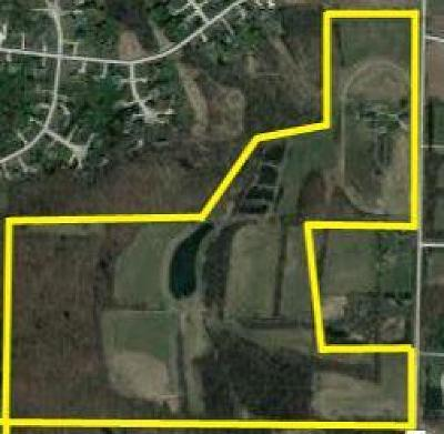 Waukesha Residential Lots & Land Active Contingent With Offer: W225s5201 Guthrie Rd