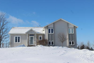 Waukesha County Single Family Home Active Contingent With Offer: 105 Stevens Ct