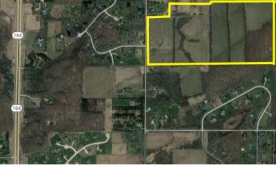 Waukesha Residential Lots & Land For Sale: Pcl1 Big Bend Rd