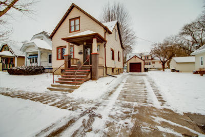 Single Family Home Active Contingent With Offer: 6610 Romona Ave