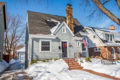 Whitefish Bay Single Family Home For Sale: 5961 N Kent Ave