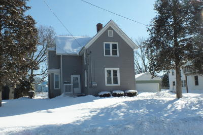 Waukesha County Two Family Home Active Contingent With Offer: 1091 Baxter St