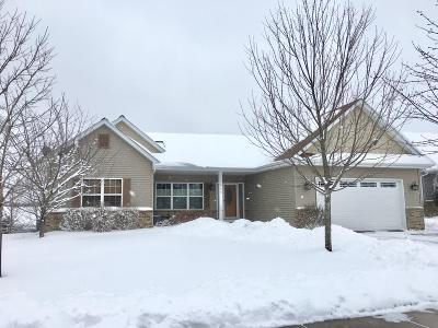Kewaskum Single Family Home Active Contingent With Offer: 864 Ojibwe Path