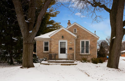 West Allis Single Family Home Active Contingent With Offer: 2174 S 107th St