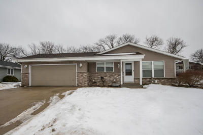 Waterford Single Family Home For Sale: 705 Rohda Dr