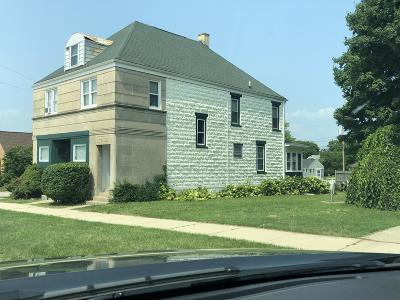 South Milwaukee Two Family Home For Sale: 1334 Marquette Ave