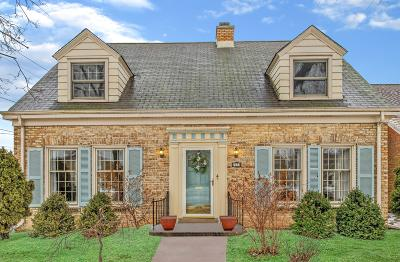 Wauwatosa Single Family Home Active Contingent With Offer: 2658 N 81st St