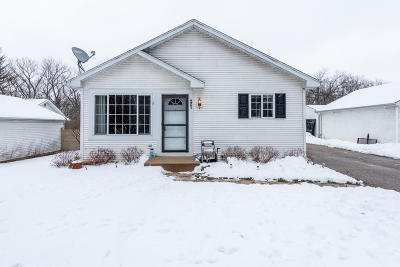 Bristol Single Family Home For Sale: 9901 190th Ave