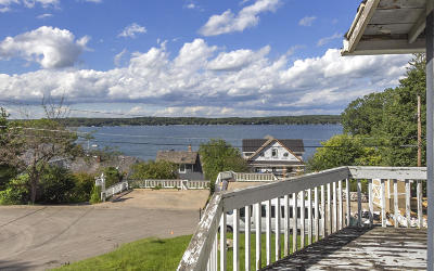 Lake Geneva Single Family Home For Sale: W4165 Lakeview Rd