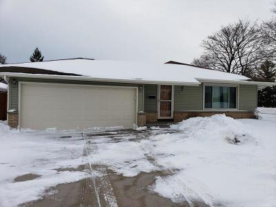 Sheboygan Single Family Home For Sale: 1921 Mead Ave