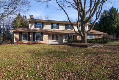 Brookfield Single Family Home Active Contingent With Offer: 2420 Whippletree Ln