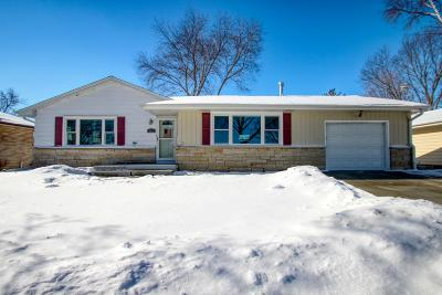 West Bend Single Family Home Active Contingent With Offer: 102 N 15th Ave