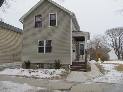 Sheboygan Single Family Home For Sale: 1527 N 8th Street