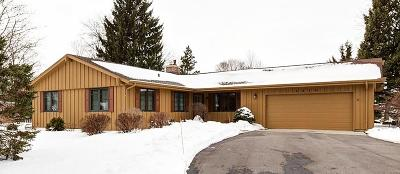 Racine County Single Family Home Active Contingent With Offer: 3310 Pioneer Dr