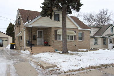 West Allis Single Family Home For Sale: 1363 S 88th St