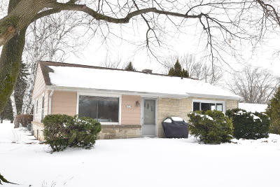 Ozaukee County Single Family Home For Sale: 4530 W Willow Rd