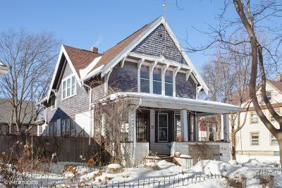 Milwaukee Single Family Home For Sale: 1201 S 36th St