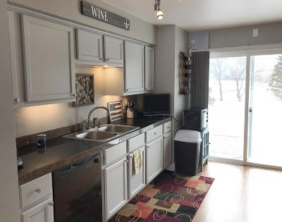 Sheboygan Condo/Townhouse Active Contingent With Offer: 615 Clara Ave. #4