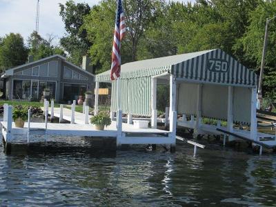 Lake Geneva Single Family Home For Sale: W3298 Park Dr
