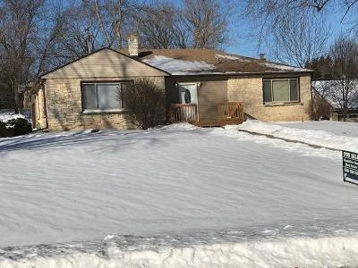 Waukesha County Single Family Home For Sale: 1025 Garvens Ave