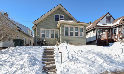 West Allis Two Family Home For Sale: 1557 S 64th St #1559