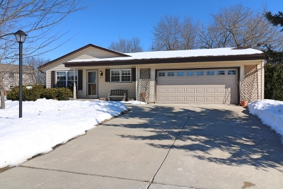Franklin WI Single Family Home For Sale: $279,900