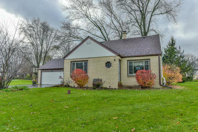 Waukesha County Single Family Home For Sale: 4425 N 134th St
