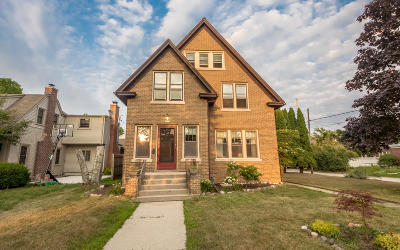 Sheboygan Single Family Home For Sale: 1919 N 4th St
