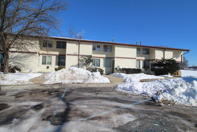 Milwaukee County Condo/Townhouse For Sale: 8854 N 95th St #B