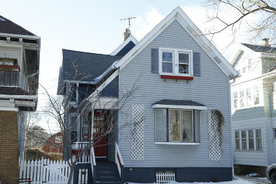 Milwaukee Single Family Home For Sale: 1445 N 53rd St