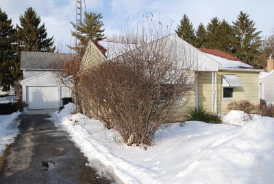 Waukesha County Single Family Home Active Contingent With Offer: 716 Highland Ave