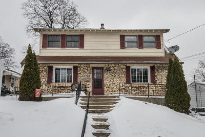 Waukesha Single Family Home Active Contingent With Offer: 2000 Easy St