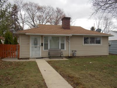 Milwaukee Single Family Home For Sale: 3246 N 84th St