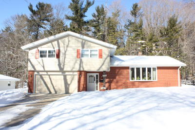 Sheboygan Single Family Home Active Contingent With Offer: 3012 Cherokee Dr