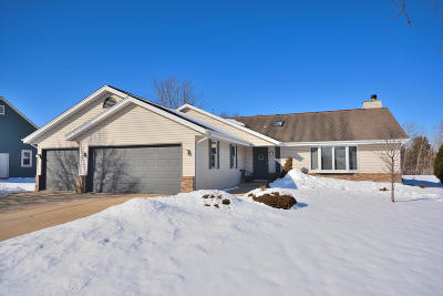Milwaukee County Single Family Home Active Contingent With Offer: 7728 W Stonewood Cir
